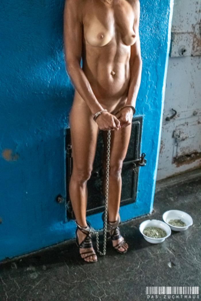 A female inmate