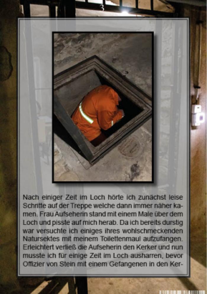 Haftbericht M.E. (Deutsch/German)